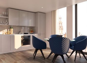 Thumbnail 1 bed flat for sale in The Linter Building, Manchester New Square, Manchester