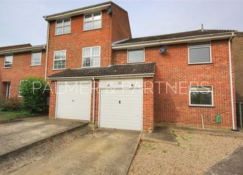 Thumbnail 4 bed end terrace house for sale in Pinecroft Rise, Sudbury