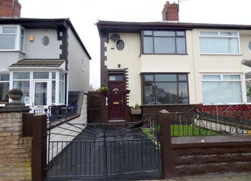 Thumbnail 2 bedroom semi-detached house for sale in Gordon Drive, Broadgreen, Liverpool