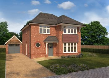 Thumbnail 3 bedroom detached house for sale in The Brambles, Ongar Road, Dunmow, Essex