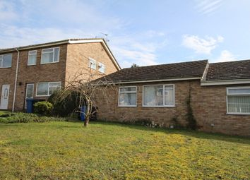 Thumbnail 2 bedroom semi-detached bungalow for sale in Welhams Way, Brantham, Manningtree