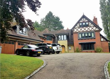 Thumbnail 6 bed detached house for sale in 29 Heybridge Lane, Camps Mount, Macclesfield, Cheshire