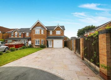 Thumbnail 4 bedroom detached house for sale in Beckenham Close, Widnes, Cheshire