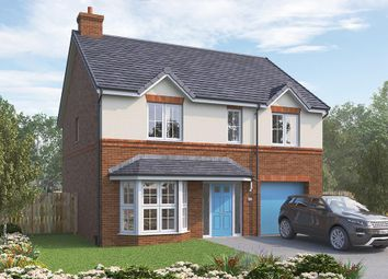 "Thumbnail 4 bed detached house for sale in ""The Rosebury"" at Wellfield Road North, Wingate"