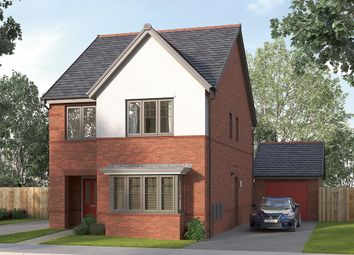 "Thumbnail 4 bed detached house for sale in ""The Finsbury"" at Heath Lane, Earl Shilton, Leicester"