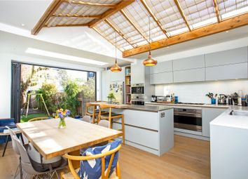 Thumbnail 4 bedroom end terrace house for sale in Birkbeck Road, Wimbledon, London