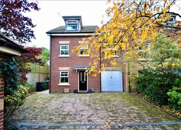 Dene Close, Camberley, Surrey GU15. 4 bed end terrace house for sale