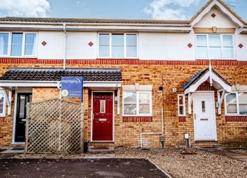Thumbnail 2 bed terraced house to rent in Lancaster Close, Ash Vale, Aldershot