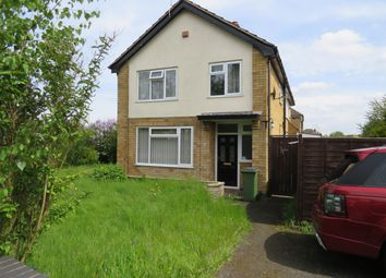 Thumbnail 3 bed link-detached house to rent in Court Close, Kirby Muxloe, Leicester