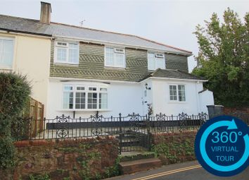 Thumbnail 2 bed semi-detached house for sale in High Street, Ide, Exeter