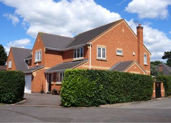 Thumbnail 4 bed detached house for sale in Porters Lane, Derby
