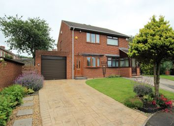 Thumbnail 2 bed semi-detached house for sale in Heath Grange, Houghton Le Spring
