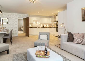 "Thumbnail 2 bedroom flat for sale in ""The Ellis - Aria Apartments - Third Floor"" at Hobson Avenue, Trumpington, Cambridge"