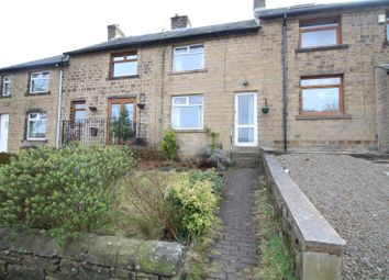 Thumbnail 2 bed terraced house for sale in Springfield Avenue, Slaithwaite, Huddersfield, West Yorkshire