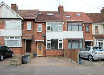 Thumbnail 4 bed terraced house for sale in Uplands Road, Woodford Green