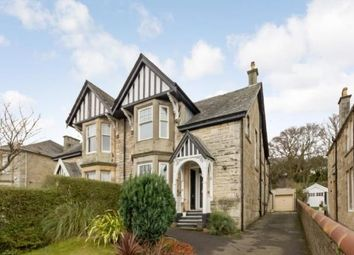 Thumbnail 4 bed semi-detached house for sale in Snowdon Terrace, Seamill, West Kilbride, North Ayrshire