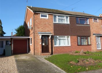 Thumbnail 3 bedroom semi-detached house to rent in Appletree Lane, Spencers Wood, Reading, Berkshire