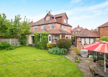 Thumbnail 4 bed semi-detached house for sale in Sydney Road, Wollaton, Nottingham