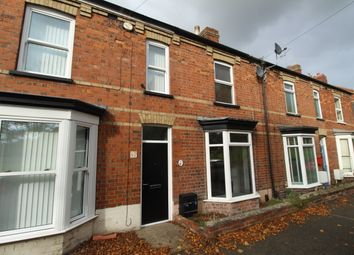 2 bed terraced house for sale in South Park, Lincoln LN5
