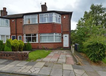 Thumbnail 2 bed terraced house to rent in Rossall Avenue, Radcliffe, Manchester
