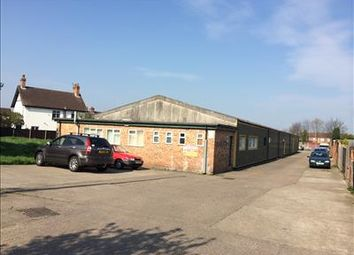 Thumbnail Light industrial for sale in Rear Of 25 - 63, Cromwell Road, Grimsby