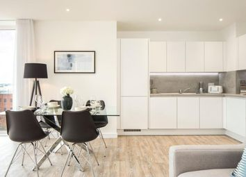 "Thumbnail 2 bed flat for sale in ""Hyde Apartments"" at Meadowlark House Moorhen Drive, Hendon, London"