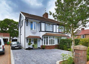 Thumbnail 4 bed semi-detached house for sale in Pendraw Place, Cyncoed, Cardiff