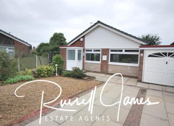 Thumbnail 2 bedroom semi-detached bungalow to rent in Sandringham Road, Boothstown, Manchester