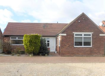Thumbnail 2 bed detached bungalow to rent in Beck Lane, Sutton-In-Ashfield