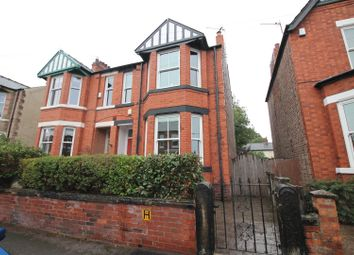 Thumbnail 4 bed semi-detached house for sale in Grosvenor Road, Urmston, Manchester