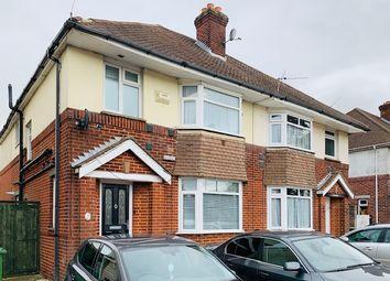 Thumbnail 4 bed semi-detached house to rent in Bursledon Road, Southampton