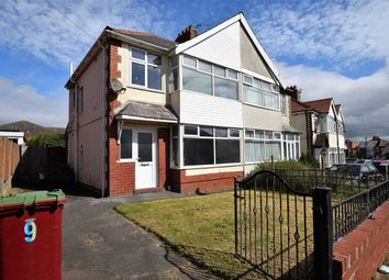 Thumbnail 3 bed property to rent in Buckley Crescent, Little Bispham, Thornton Cleveleys