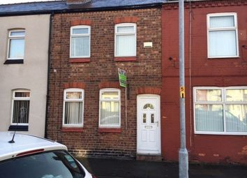 Thumbnail 2 bed terraced house to rent in Cinder Lane, Bootle