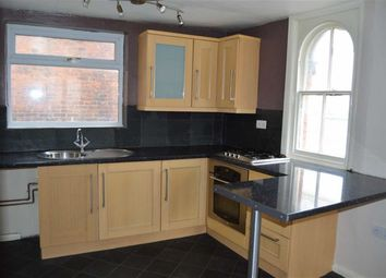 Thumbnail 3 bedroom flat to rent in Derby Street, Leek, Leek