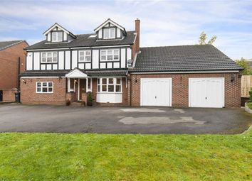 Thumbnail 5 bed detached house for sale in The Chine, Broadmeadows, South Normanton, Alfreton