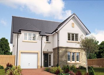 "Thumbnail 4 bed detached house for sale in ""The Colville"" at Capelrig Road, Newton Mearns, Glasgow"