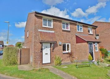 Thumbnail 3 bed semi-detached house for sale in Conqueror Way, Stubbington, Fareham