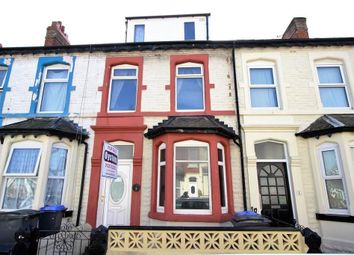 Thumbnail 6 bed town house for sale in Wolsley Road, Blackpool