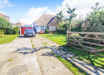 Thumbnail 3 bed semi-detached bungalow for sale in Titchfield Road, Stubbington, Fareham