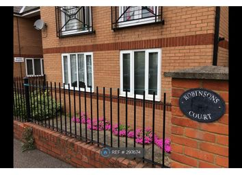 Thumbnail 2 bed flat to rent in Robinson Court, Royston