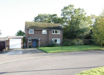 Thumbnail 4 bedroom detached house for sale in Ramsey Close, Brookmans Park, Hatfield