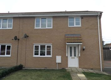 Thumbnail 3 bed property to rent in Hawk Close, Beck Row, Bury St. Edmunds