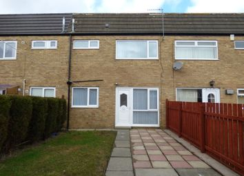 Thumbnail 3 bed semi-detached house for sale in Lindean Place, Cramlington
