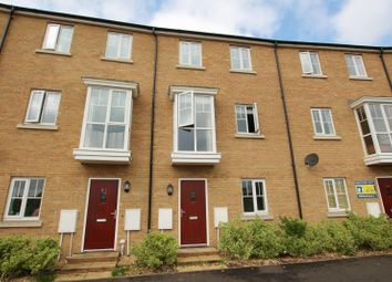 Thumbnail 4 bedroom town house to rent in New Lakeside, Hampton Vale