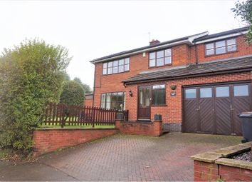 Thumbnail 4 bed detached house for sale in Holts Lane, Donington Le Heath