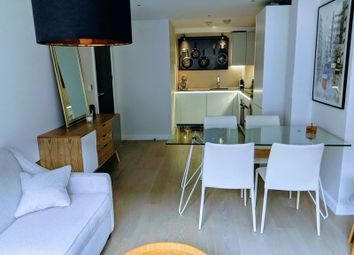 Thumbnail 1 bed flat for sale in Wharf Road, London