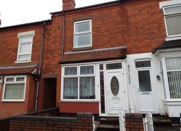 Thumbnail 3 bed terraced house to rent in Westminster Road, Selly Oak Birmingham