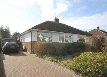 Thumbnail 2 bed semi-detached bungalow for sale in Irby Road, Heswall, Wirral