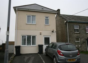 Thumbnail 1 bed flat for sale in St. Francis Road, Indian Queens, St. Columb