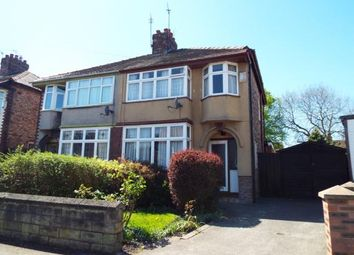 Thumbnail 3 bed semi-detached house for sale in Wavertree Nook Road, Liverpool, Merseyside